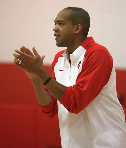 "Fairfield men's basketball coach Sydney Johnson is a fan of the NCAA's new rule allowing men's coaches limited access to their players in the summer. ""Give the NCAA credit where it's due,"" he said. ""The NCAA takes a lot of heat for things that they deal with, but this rule they got right."" Photo: B.K. Angeletti / Connecticut Post"