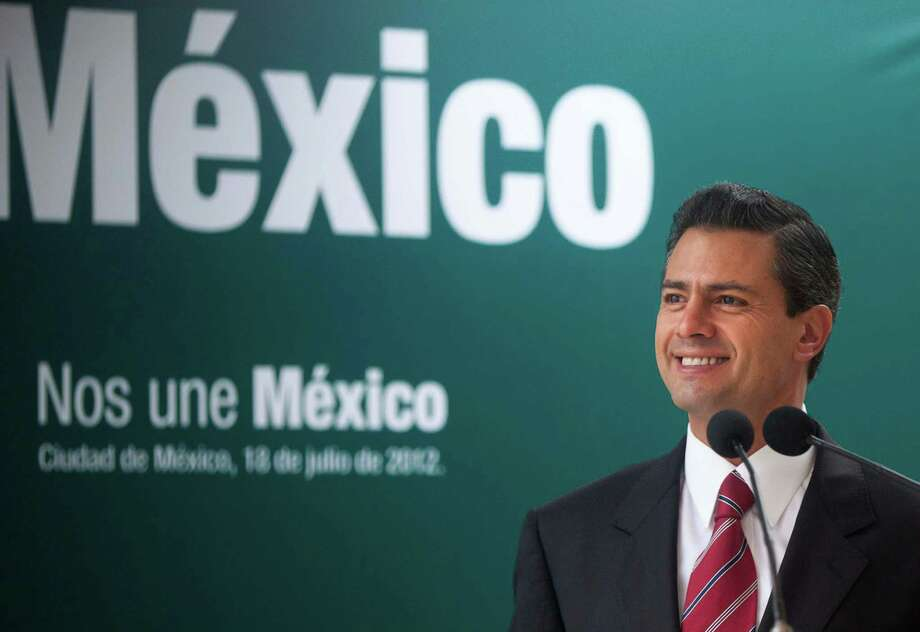 Mexico's new president, Enrique Peña Nieto, has pledged to carry out pro-market reforms that will bring even more vibrant growth to the country. Photo: Alexandre Meneghini / AP
