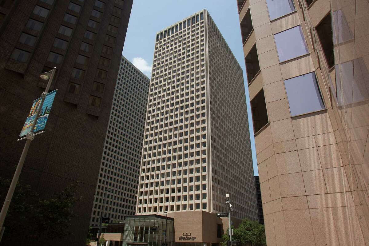 The One Allen Center at 500 Dallas St. is valued at $109.3 million. The property was originally valued at $145.2 million. ( J. Patric Schneider / For the Chronicle ) Photo: J. Patric Schneider / © 2012 Houston Chronicle