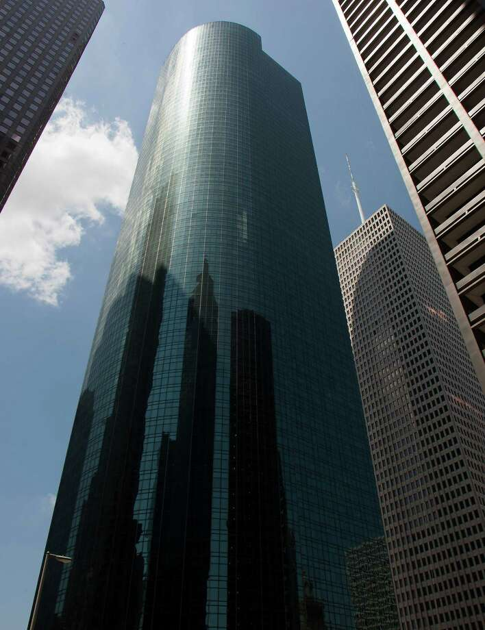 Wells Fargo Plaza at 1000 Louisiana is valued at $239.3 million. ( J. Patric Schneider / For the Chronicle )Photo: J. Patric Schneider / © 2012 Houston Chronicle Photo: J. Patric Schneider / © 2012 Houston Chronicle