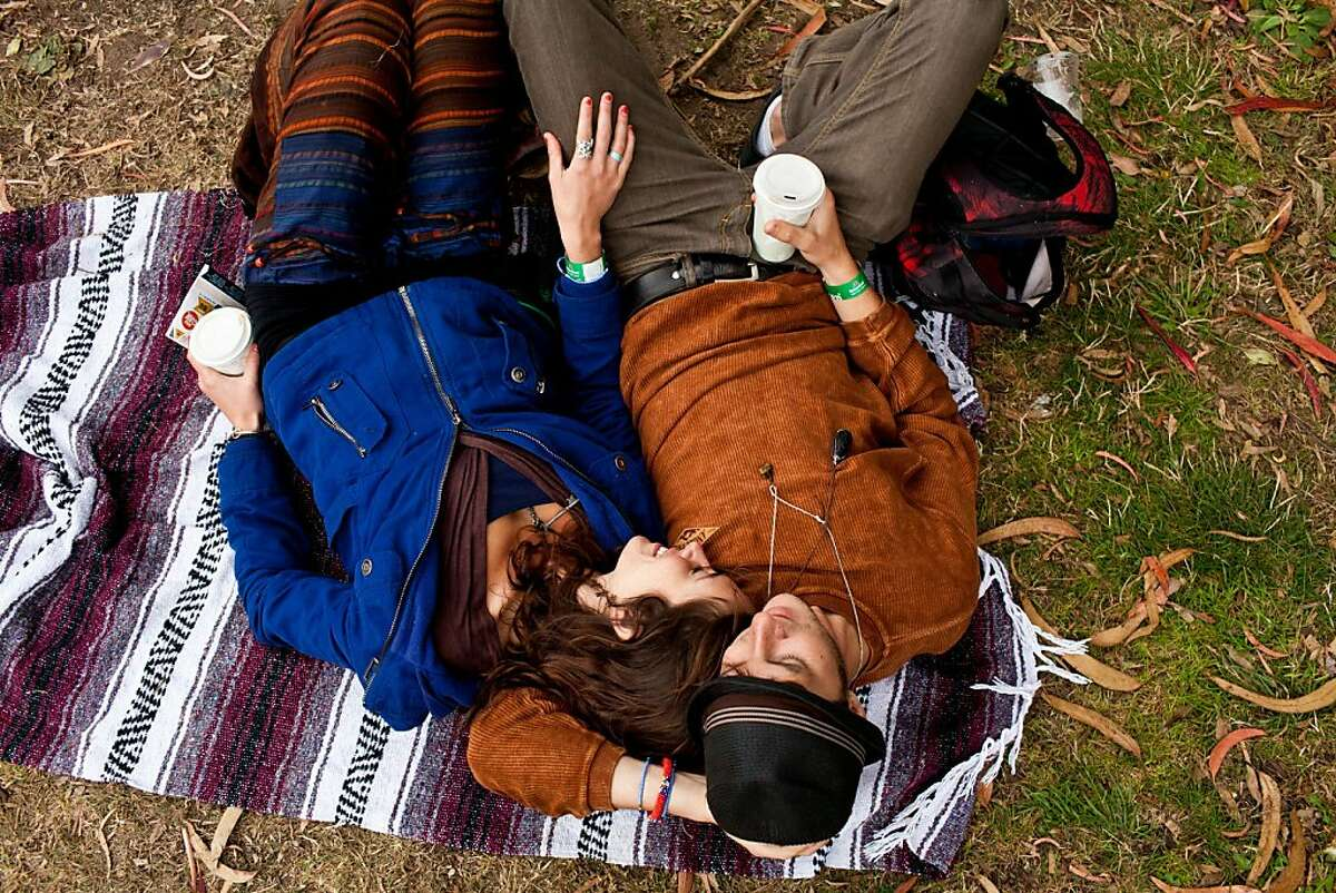 at the 2012 Outside Lands Music Festival in Golden Gate Park in San Francisco, Calif., Friday, August 10, 2012. Jason Henry