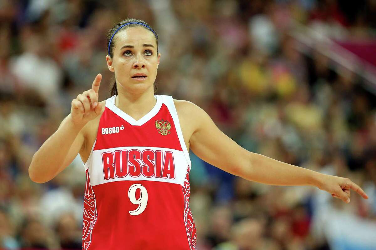2. When she was passed over by the U.S. Olympic team for the2008 Olympic Games, Hammon became a Russian citizen, played for them in the games and helped them win a bronze medal.