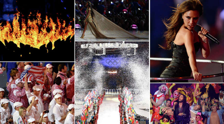 The games in London came to their spectacular conclusion Sunday. Check out the last of the Olympics. Photo: Getty Images