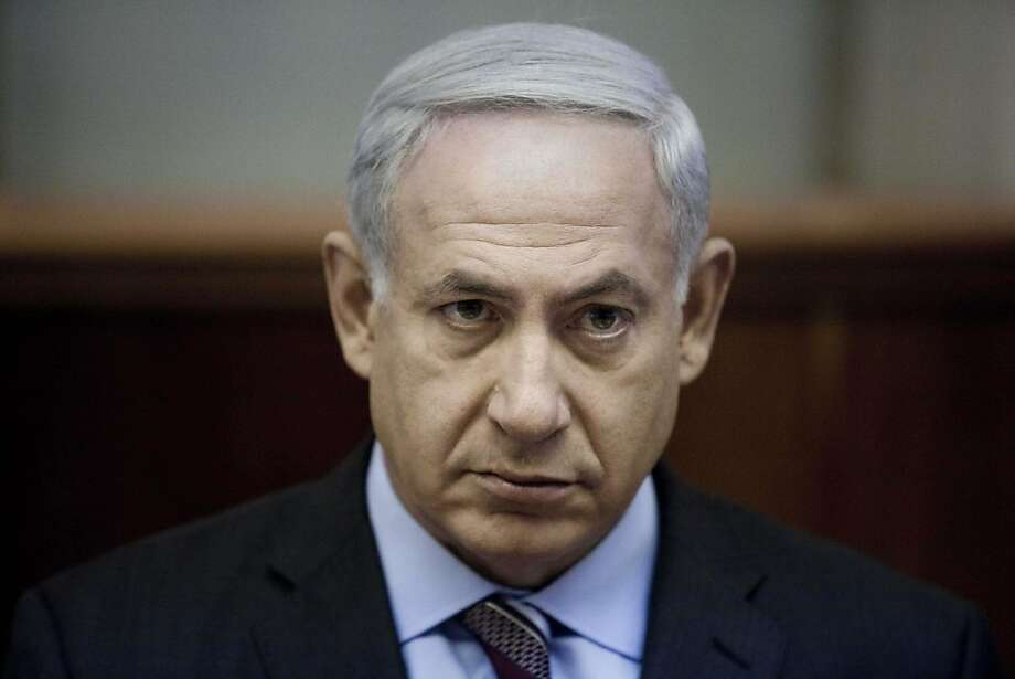 Israeli leader Benjamin Netanyahu is said to be considering a unilateral attack against Iran. Photo: Abir Sultan, Associated Press