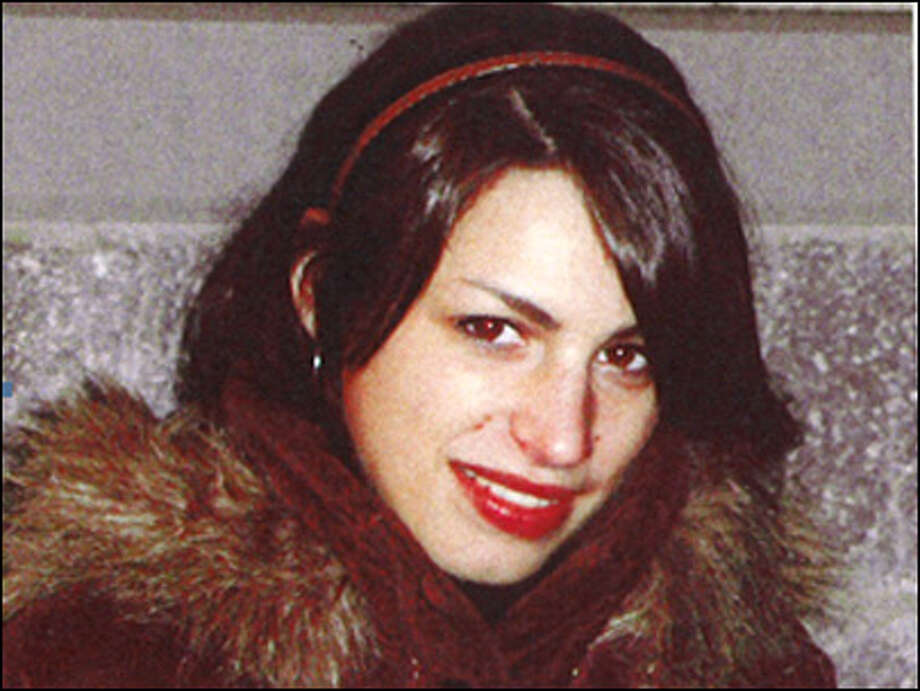 Tatyana Khmara, pictured in a photo provided by the Pacific Police Department.