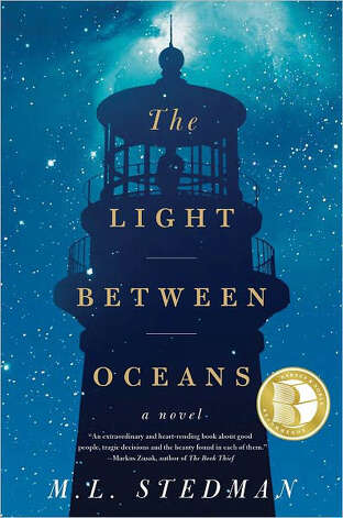 "One well-meaning lie begets another so many times in ""The Light Between Oceans"" that right and wrong become hopelessly confused. By author M. L. Stedman"