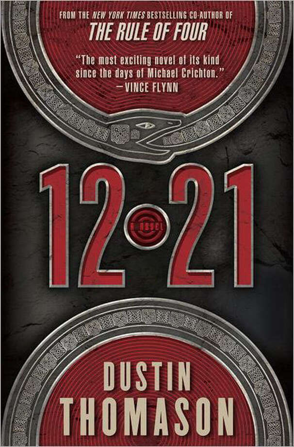 "In ""12.12"", Dustin Thomason tries to capitalize on Mayan calendar hysteria by concocting a pandemic that breaks out in Los Angeles about a week before Dec. 21, 2012."