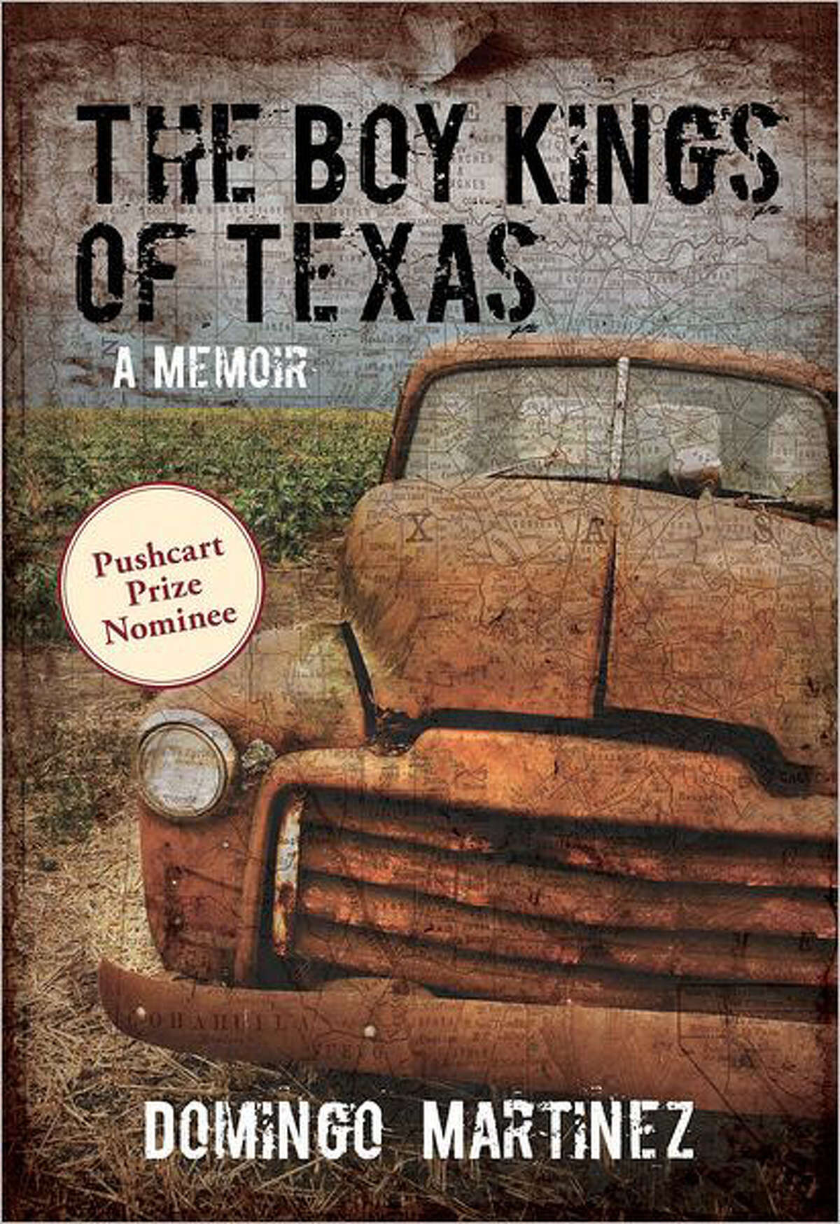 """In his powerful new memoir """"The Boy Kings of Texas,"""" Domingo Martinez doesn't shy away from the violence and fear he encountered growing up in Brownsville, yet he also finds much to love and defend about his childhood home."""