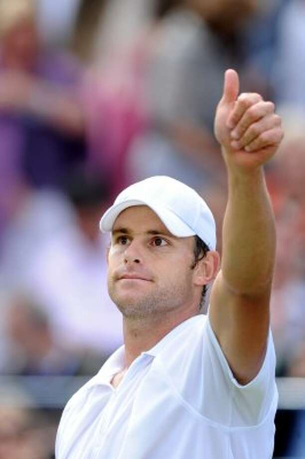 Andy Roddick's signature scent is the perfect spritz after a game of tennis.