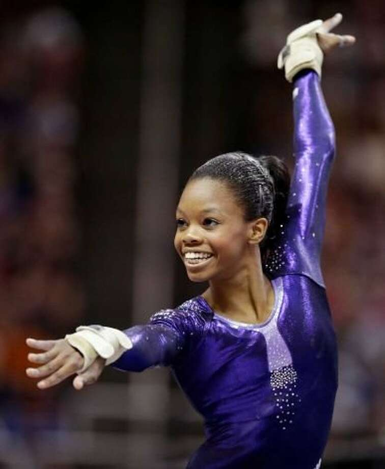"Gabby Douglas made history this past summer, but she isn't done making headlines. The 16-year old star is publishing her memoirs this week with ""Grace, Gold and Glory: My Leap of Faith."" See what past stars have been up to after the Olympic life."