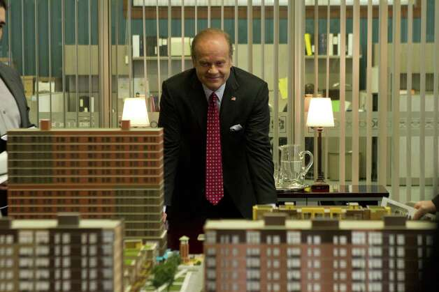 "Kelsey Grammer plays Chicago Mayor Tom Kane in ""Boss."" Photo: Starz"