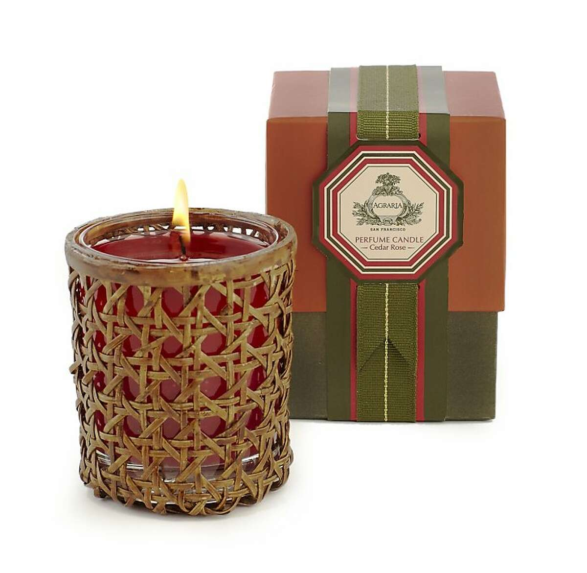 Agraria: I love their scented candles and tassels. The scents are complex and spicy, setting the tone for any room. Cedar Rose is my favorite of their fragrances. (www.agrariahome.com)