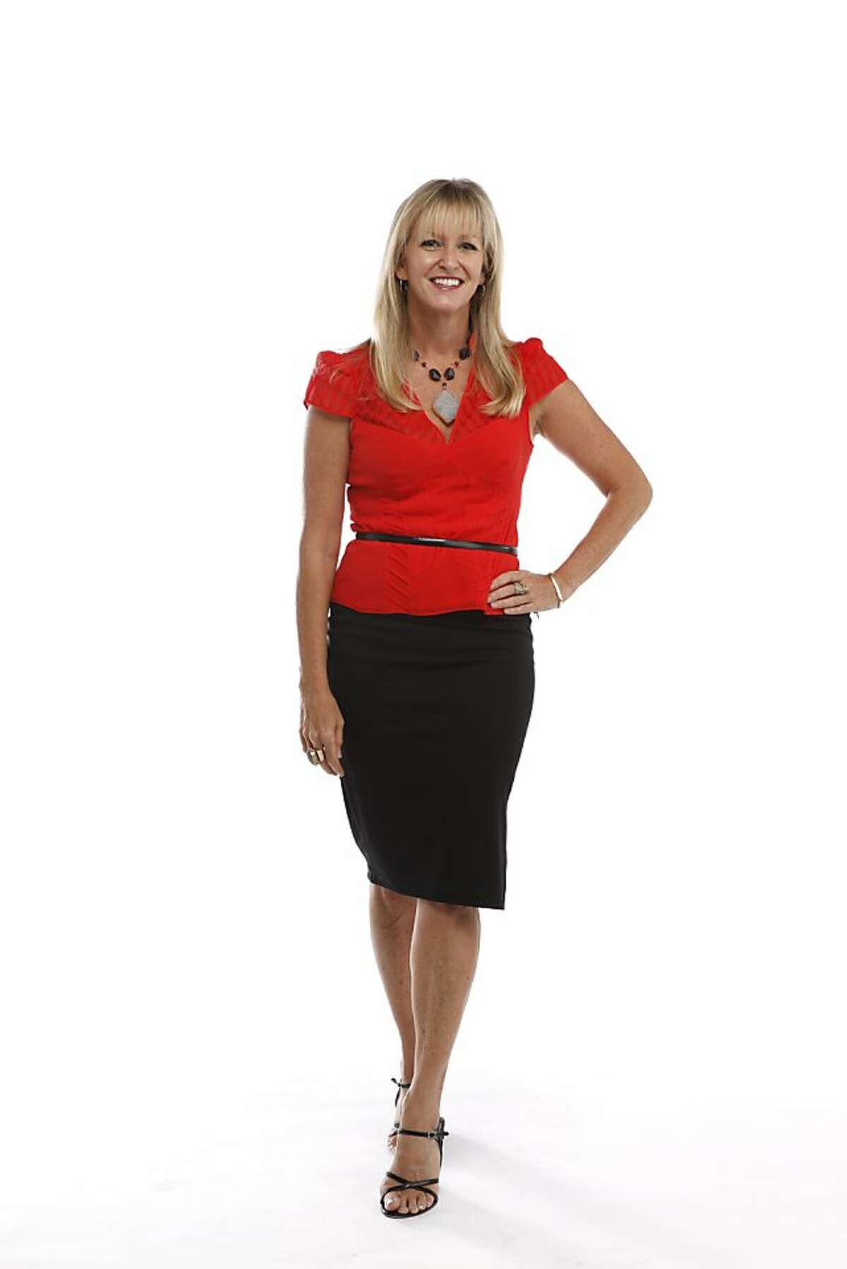 Holly Kopman, seen on Thursday, Aug. 9, 2012 in San Francisco, Calif., is in this week's Stylemaker Spotlight.