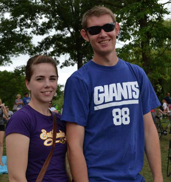 Were you Seen at the NY Giants Training Camp at UAlbany on Monday, August 13, 2012?
