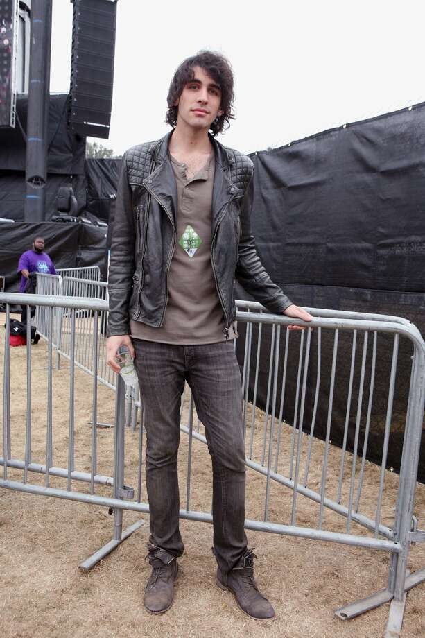 Who:Nick Simmons is a musician and star of Gene Simmons Family Jewels reality show.   Wearing:  I was never much of a brand follower but I am a big fan right now of All Saints -- so I am wearing a jacket and boots by them. My shirt is from Alternative Apparel and my jeans are by John Varvados.  Philosophy: My personal style - it's never really planned out, I find things that I like individually and then put them together. (Sarah Adler)