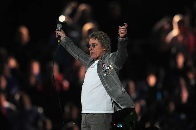 British rock titans the Who invade Oracle Arena on Feb. 1