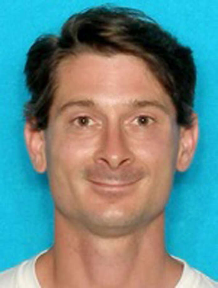 This undated photo provided by the City of College Station, Texas shows Thomas Caffall. Caffall, 35, has been identified by authorities as the shooter who opened fire from inside his home in College Station as he was being served an eviction notice, killing Brazos County constable Brian Bachmann and another man, on Monday. (AP Photo/City of College Station) / City of College Station