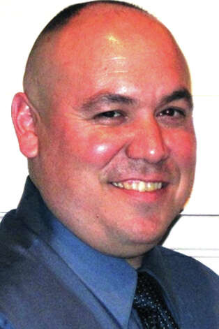 Constable Brian Bachmann was fatally shot while serving an eviction notice near Texas A&M on Monday. / Bachmann campaign via Bryan-Coll