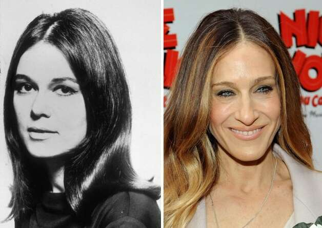 "Sarah Jessica Parker will appear as Gloria Steinem in ""Lovelace,"" an upcoming biopic of '70s porn star Linda Lovelace."