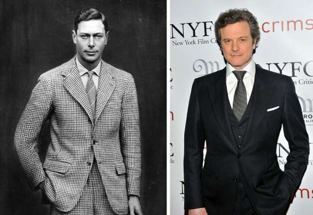 "Colin Firth won an Oscar for his portrayal of famous stammerer King George VI in the award-winning ""The King's Speech."" (F. W. Schmidt / Getty Images)"