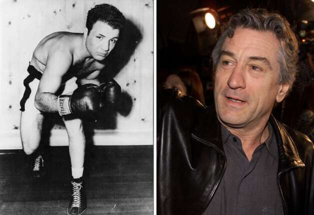 "Robert DeNiro played boxer Jake LaMotta in ""Raging Bull"" in 1980. (Keystone / Getty Images)"