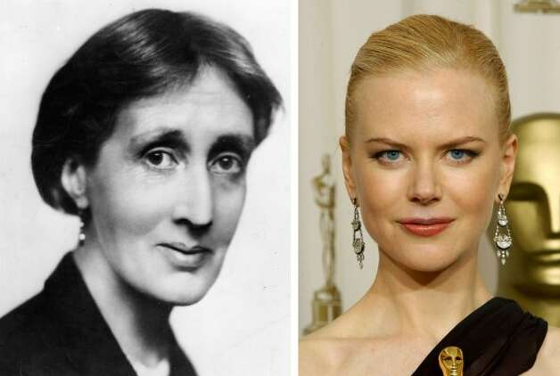 "Nicole Kidman won an Oscar for her portrayal of Virginia Woolf in the 2002 movie ""The Hours."" (Hulton Archive / Getty Images)"