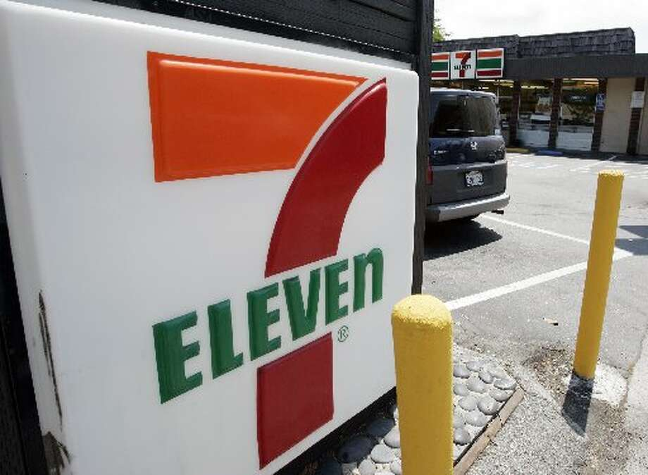 In this July 1, 2008 file photo, a 7-Eleven is shown in Palo Alto, Calif. Photo: AP Photo/Paul Sakuma