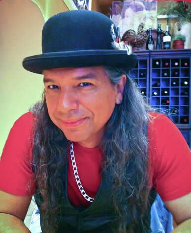 "Ex-Brave Combo bass player Bubba Hernandez takes some chances on his new CD, ""Big Pounding Heart."" Photo: Courtesy Valerie Henry"