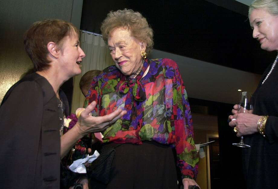 Alice Waters and Julia Child. (SFC Archives)
