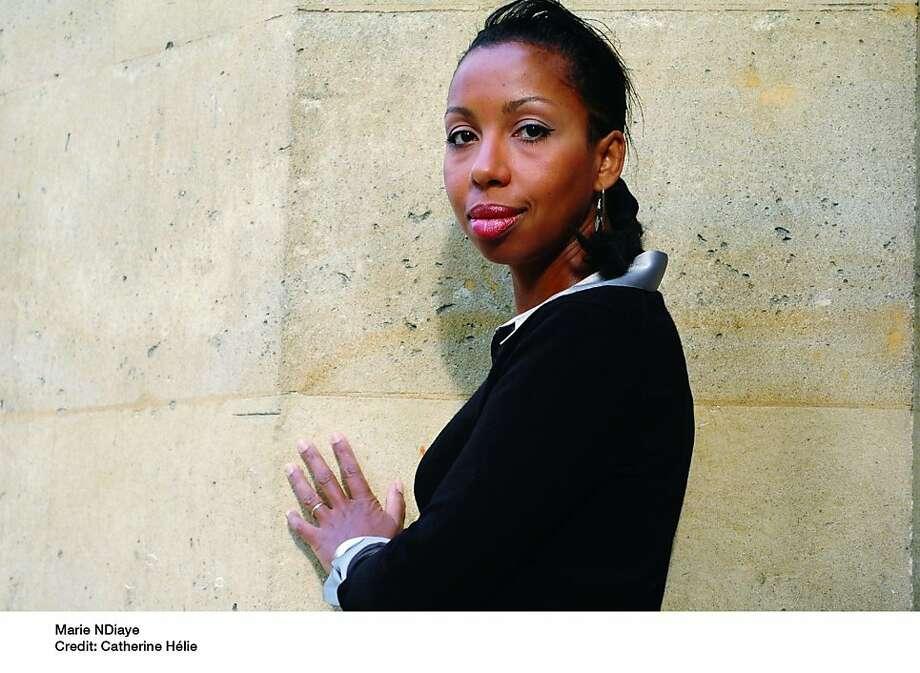 Marie NDiaye Photo: Catherine H Lie