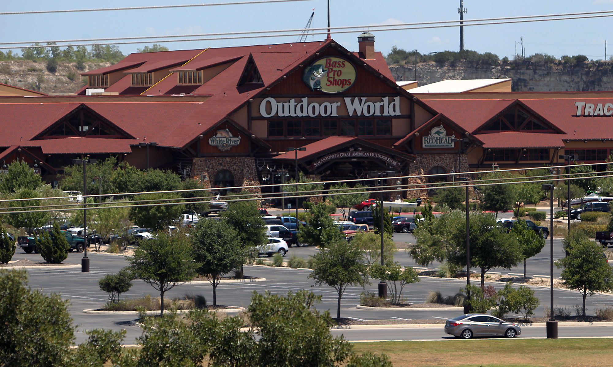 tract with bass pro property is auctioned for 42 million san antonio express news - Bass Pro After Christmas Sale