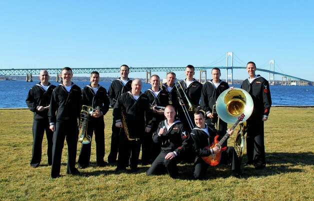 The Northeast Navy Showband, which draws musicians from across the country, is one of the many ensembles of the Navy Band Northeast, which is based in Newport, R.I. The showband is expected to perform in Westport, Conn., at the Levitt Pavilion, 40 Jesup Road, on Sunday, Aug. 19, 2012. It is an annual tradtion put on by Westport's VFW Post 399, who serves as the evening's host. The outdoor performance is set to run 7 to 8:30 p.m. For more information, visit www.levittpavilion.com. Photo: Contributed Photo