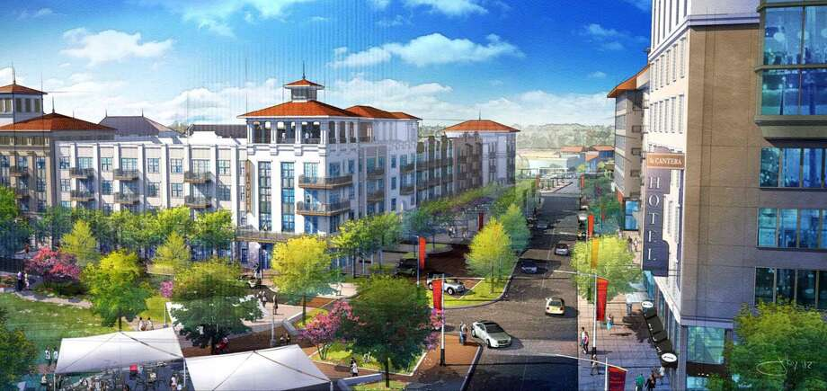 Construction Has Started On The Residences At La Cantera, A Mixed Use  Development Near