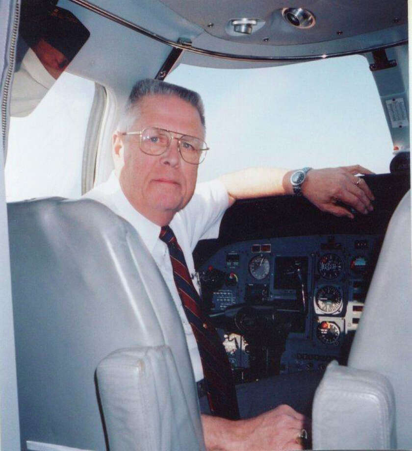 After 37 years, Paul Fiala is retiring from his job as a pilot for the legendary King Ranch. Photo: --