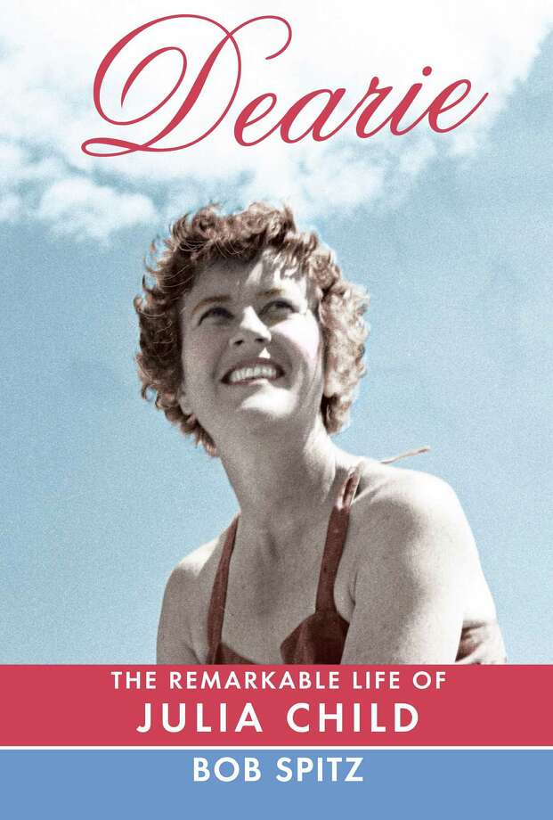 "Cover: ""Dearie: The Remarkable Life of Julia Child"" by Bob Spitz (Knopf). Photo: Knopf"