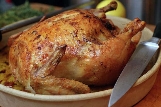Julia Child's Classic Roast Chicken - Houston Chronicle