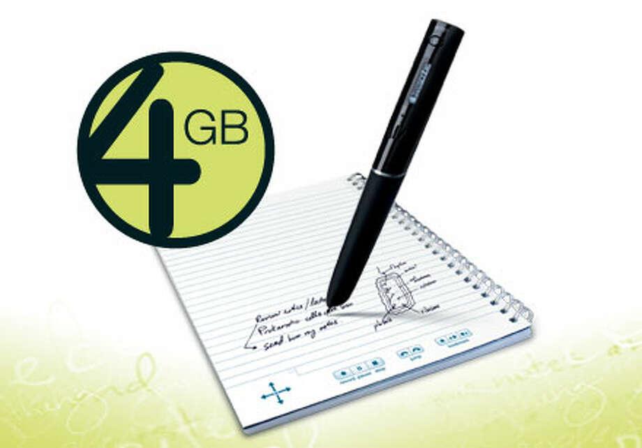 4GB Echo™ Smartpen: $129.95 at livescribe.com