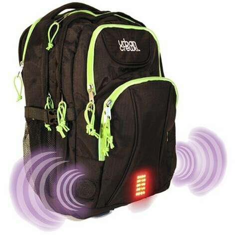 iSafe Bags Urban Crew Laptop Backpack: $67.49 at walgreens.com