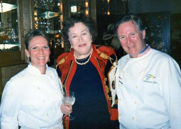 Julia Child and Jeremiah Tower (@jeremiahtower)
