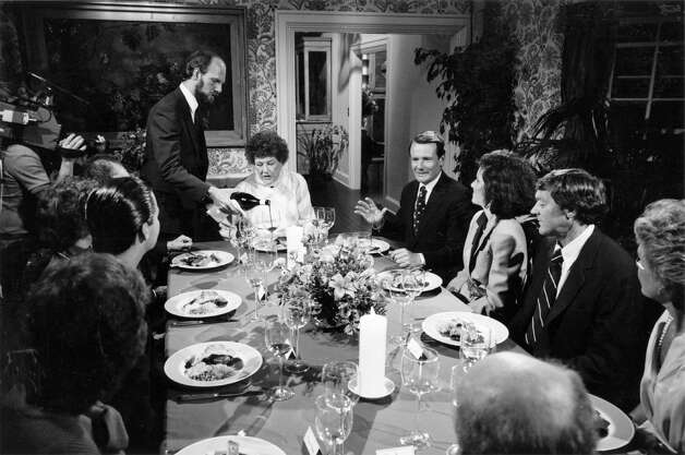 Dinner Party (SFC Archives)
