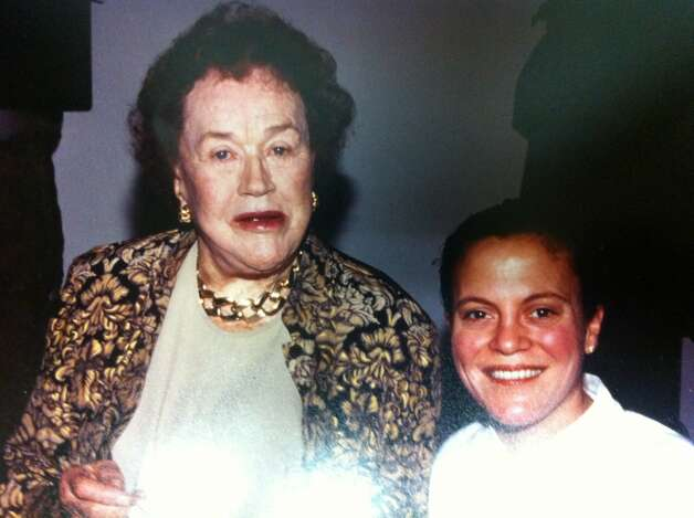 Julia Child and Traci Des Jardins (Jardiniere)