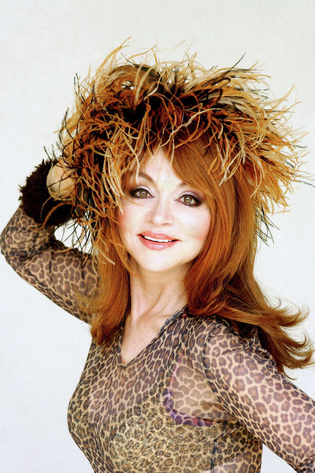 """Petite Flower and Love Goddess"" Judy Tenuta will perform at Lorenzo's in West Haven on Friday, Aug. 17 and at the Cabaret Theatre at Mohegan Sun in Uncasville on Saturday, Aug. 18. Photo: Contributed Photo"