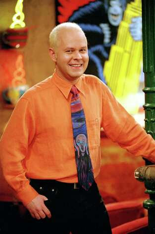 "James Michael Tyler played the quiet barista Gunther on ""Friends."" Photo: Warner Bros. / WARNER BROTHERS"