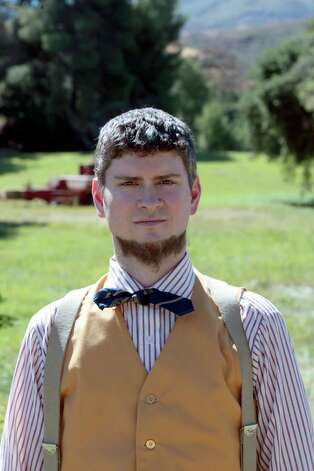 "Michael Schur plays Mose, the cousin of Dwight Schrute in ""The Office.""  Schur is among the quiet, recurring TV characters that fans watch out for. Photo: CHRIS HASTON / NBC"