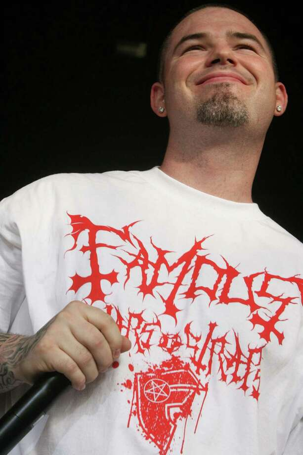 Paul Wall went to Jersey Village.  Photo: Bill Olive, For The Chronicle / Freelance