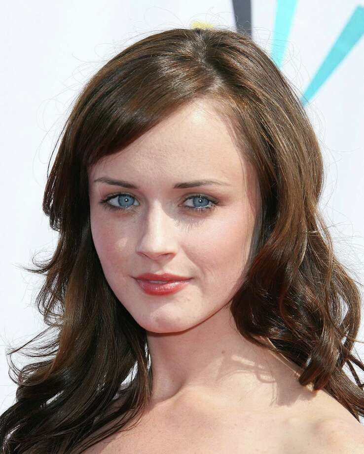 Actress Alexis Bledel went to St. Agnes Academy.  Photo: Jeffrey Mayer, WireImage / WireImage