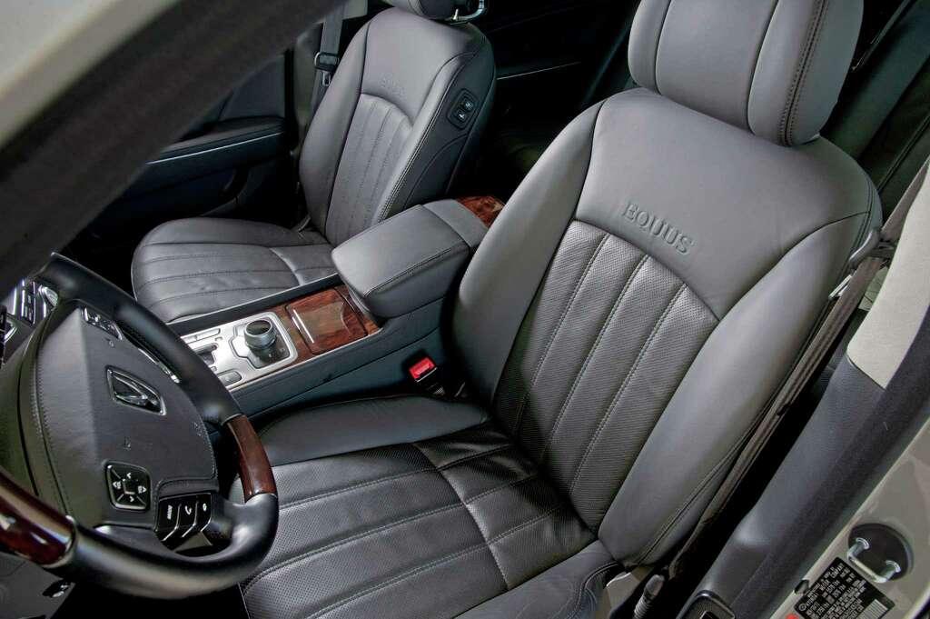 Equus takes on the luxury market - San Antonio Express-News