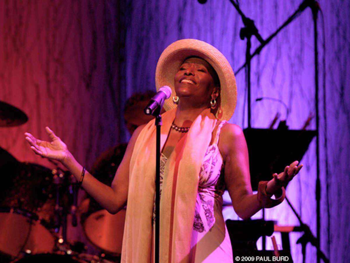 Connie James (Photo Courtesy Brian Cassier)