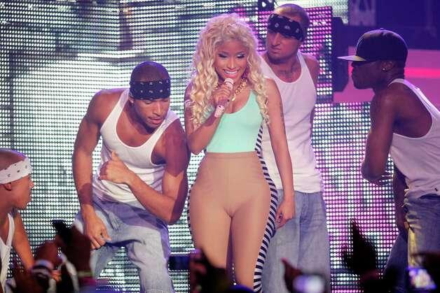 Nicki Minaj 2001