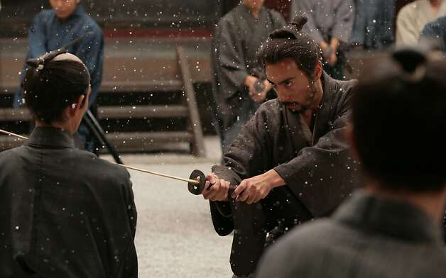 "Eita in ""Hara-Kiri: Death of a Samurai"" from 2011. Photo: Tribeca Film"